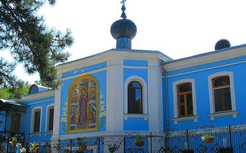 Экскурсия в Топловский женский монастырь из Феодосии