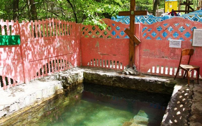 Экскурсия в Топловский женский монастырь
