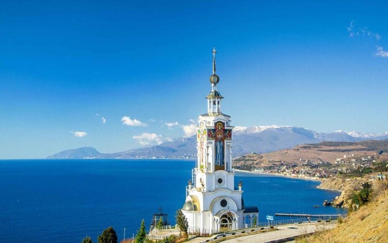 экскурсия храм маяк николая чудотворцаиз Феодосии