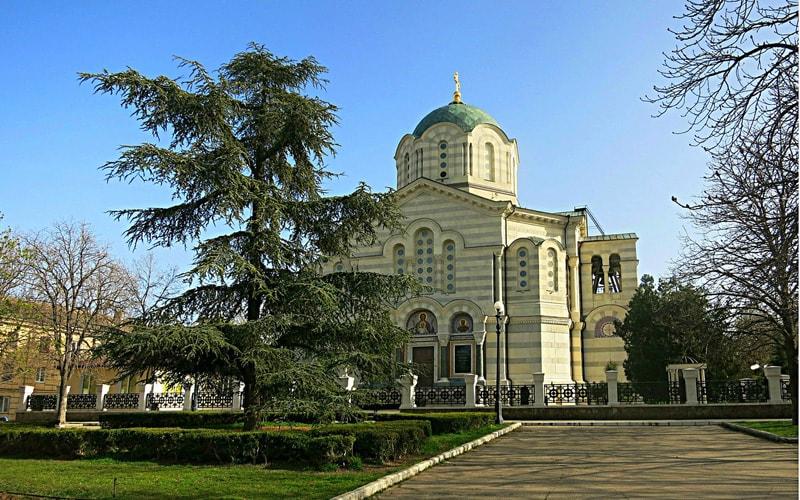 Свято-Владимирский собор севастополь