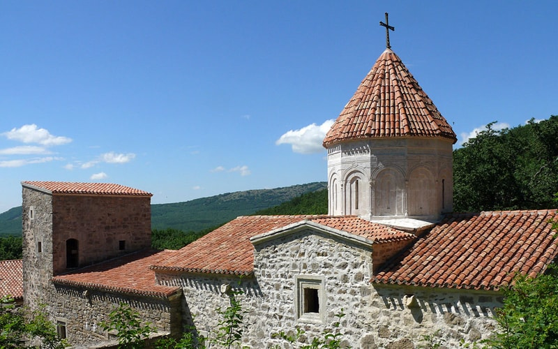экскурсия Армянский мужской монастырь Сурб-Хач из феодосии