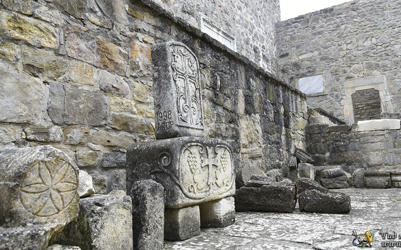 экскурсия мужской монастырь Сурб-Хач из феодосии