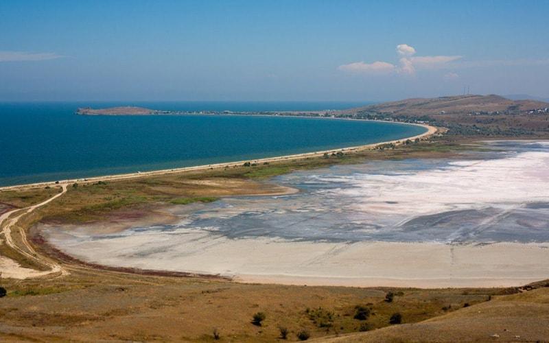 экскурсия грязевое озеро чокрак из феодосии