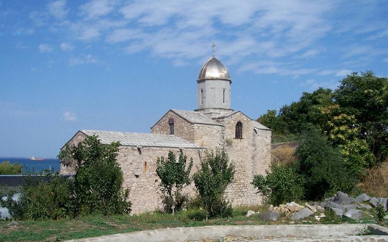 экскурсия Храм иконы Божией Матери из феодосии