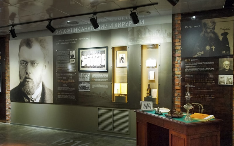 экскурсия Музей Святого Луки из феодосии