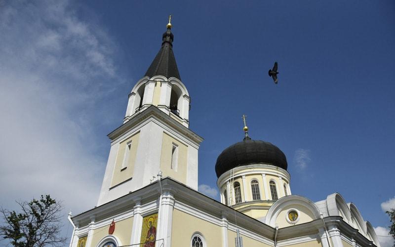экскурсия Петро-Павловский собор из феодосии