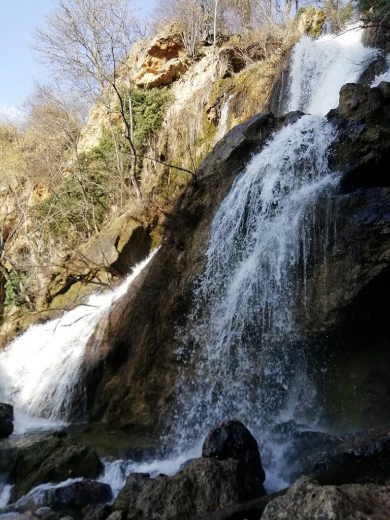 Экскурсия водопад су учхан из Феодосии