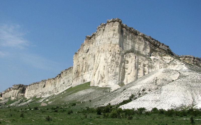 Экскурсия на Белую скалу Ак Кая в Белогорске из Феодосии