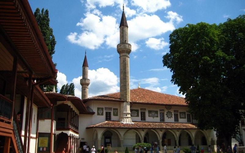 экскурсия Бахчисарайский дворец-музей из феодосии