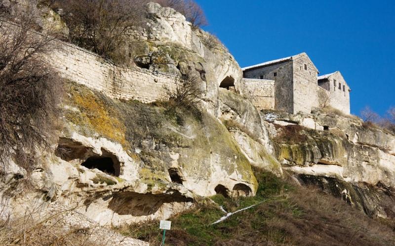 экскурсия Пещерный город Чуфут-Кале из феодосии