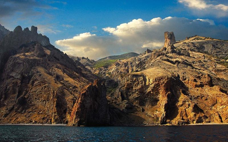 Экскурсия на Карадаг из Феодосии