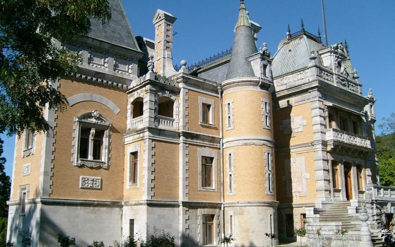 экскурсия массандровский дворец из феодосии
