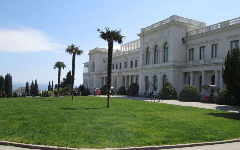 экскурсия ливадийский дворец из феодосии
