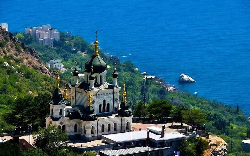 экскурсия Форосская церковь Воскресения Христова из феодосии