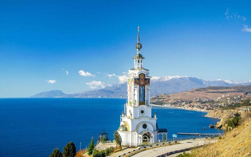 экскурсия храм маяк николая чудотворца из феодосии