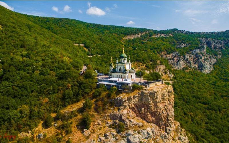 экскурсия форосская церковь из феодосии